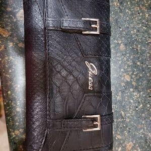 Black Guess wallet